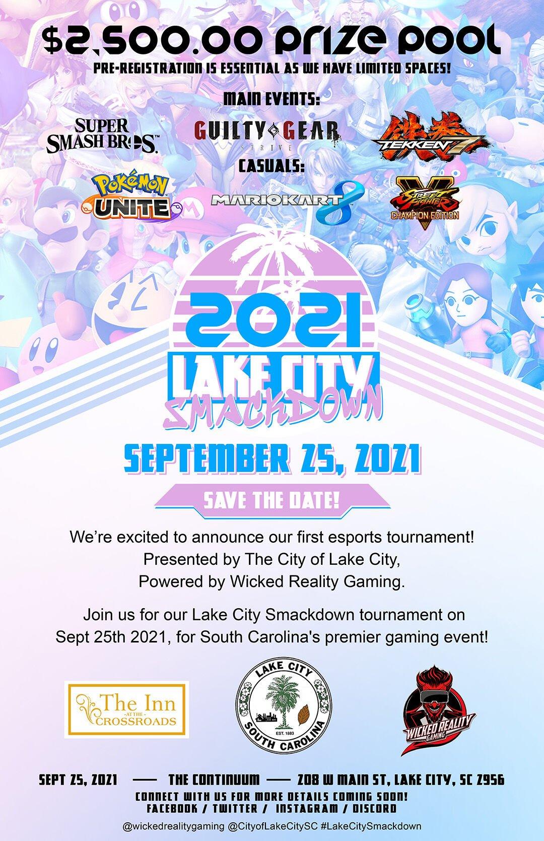 Lake City Smackdown Esports Tournament